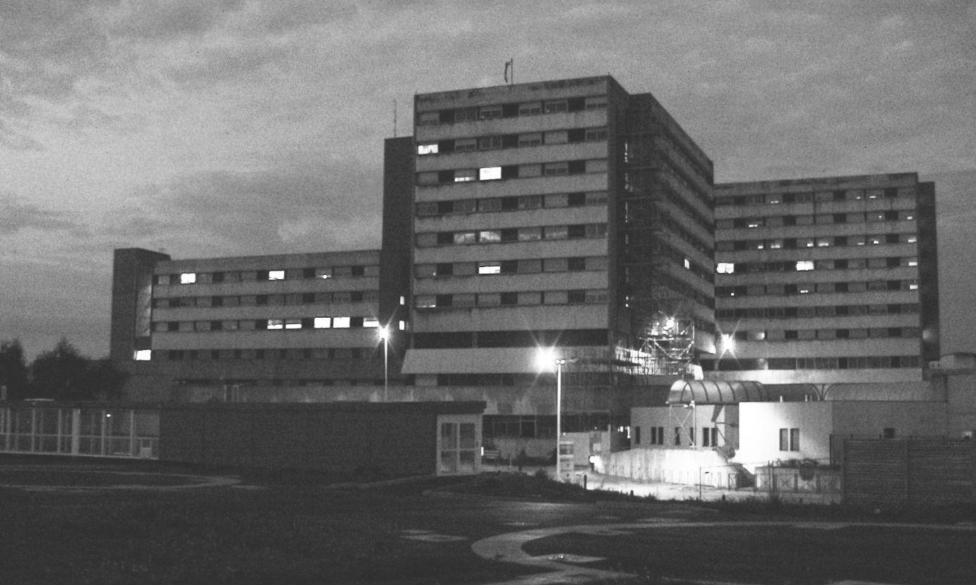 hôpital CHU Besançon - Jean Minjoz - Planoise