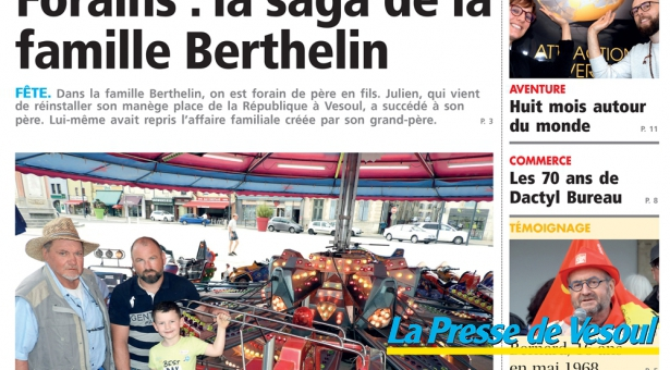 journal presse de vesoul